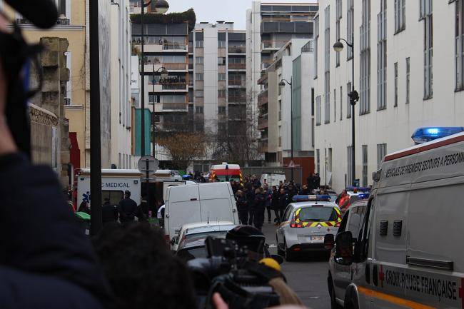 Suspect linked to Charlie Hebdo attackers taken to French custody: Reports