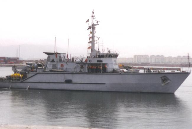 India-South Korea minesweeper project sinks, a blow to Make in India plans