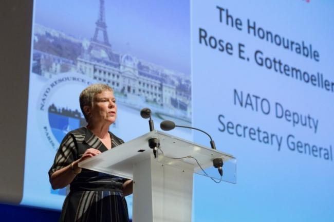 NATO Deputy Secretary General to participate in the 8th Beijing Xiangshan Forum