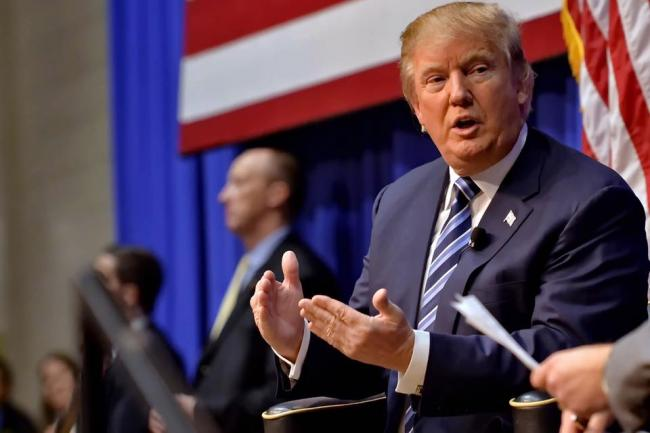 Shutdown is a nice present of Democrats on first anniversary: US President Donald Trump