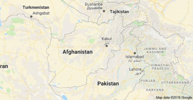 Afghanistan: Gunmen kill four border police, abduct 13 construction workers