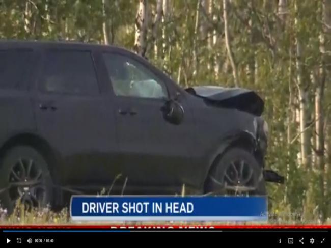 Canada: German tourist shot in head in Alberta