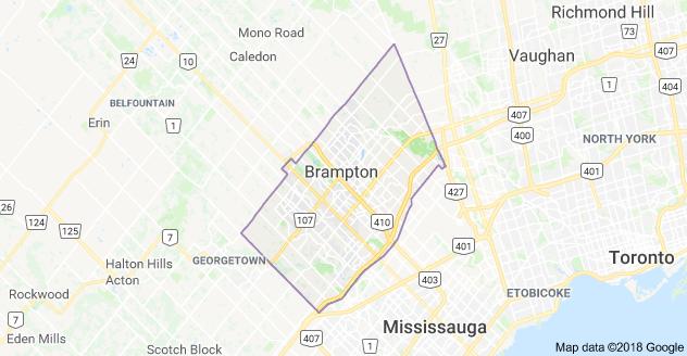 Brampton Canada Map.Canada Male Found Dead In Brampton Homicide Detectives Investigate