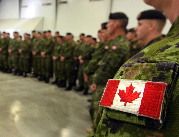 Canada: Chief military judge charged with alleged fraud