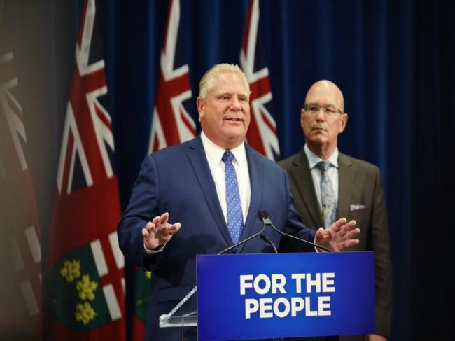 Canadian voters should get rid of Justin Trudeau: Doug Ford