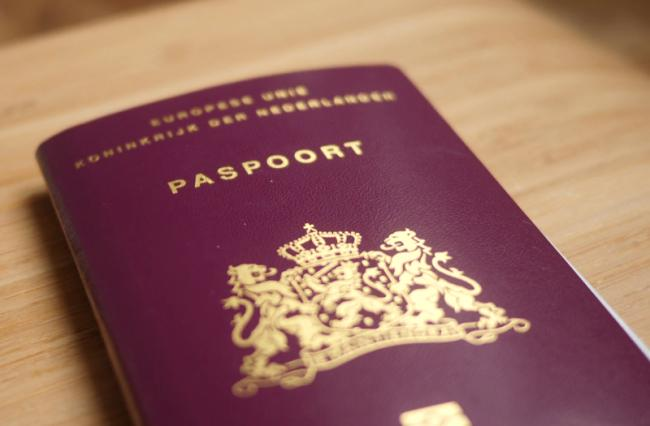 The Netherlands issues its first gender neutral passport