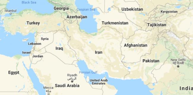 At least 80 injured in Iran quake