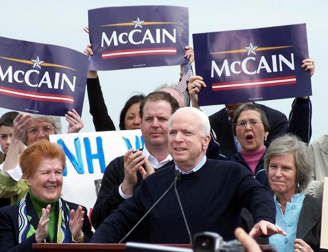 Republican Senator John McCain passes away, Donald Trump mourns
