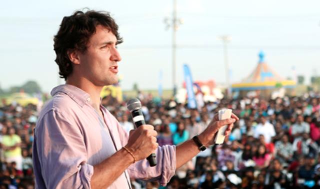 Canada PM Justin Trudeau condemns attack on Muslim girl in Toronto