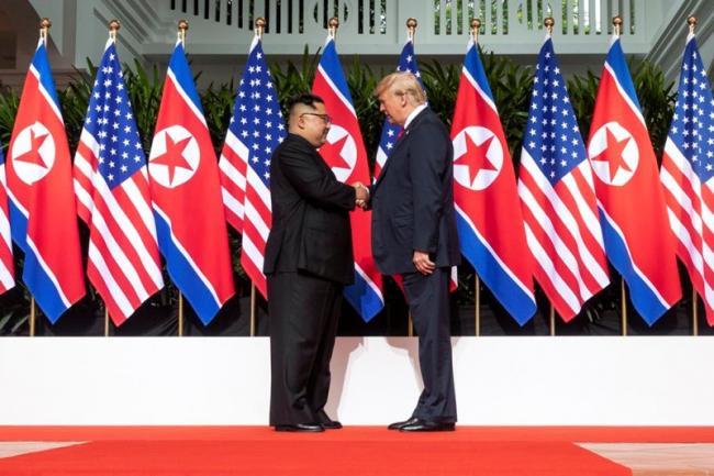 Trump does a U-turn, sanctions N Korea for posing 'extraordinary threat'