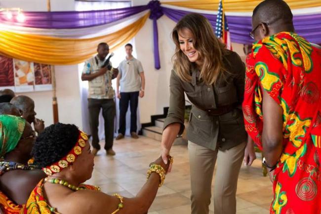 Images: White House Social Media