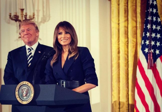 Melania Trump doing really well after surgery, says husband Donald Trump