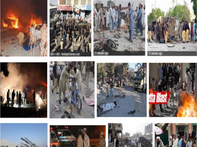 Pakistan blast: At least 31 killed, 35 injured in Quetta