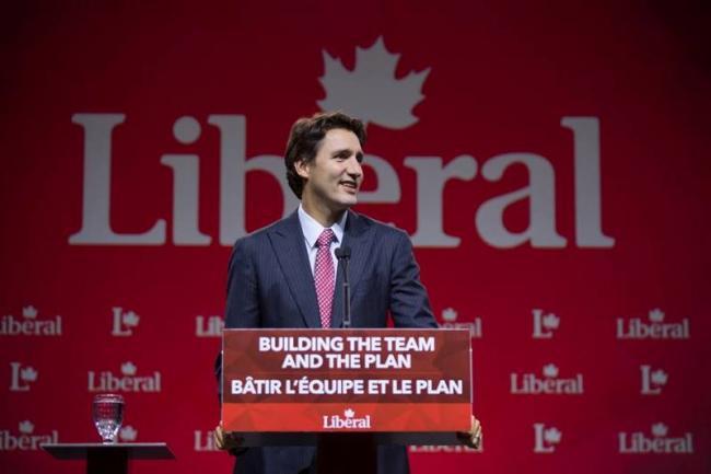 Canada PM Justin Trudeau condoles death of Barbara Bush