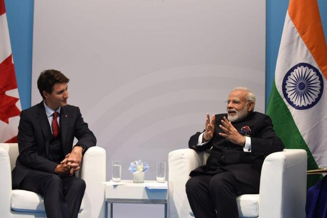 Canada PM Justin Trudeau to visit India, will focus on trade