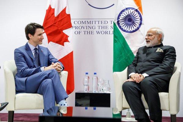 Will see you in India very soon, Canada PM Trudeau tells Narendra Modi