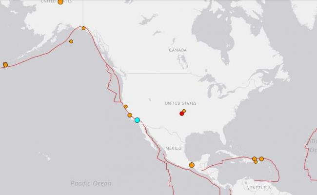 4.4 earthquake hits Los Angeles, no casualty