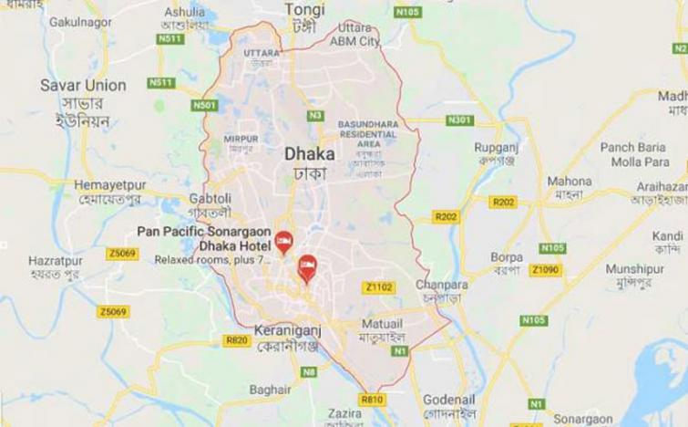 Dhaka: Bodies of two students found in hotel room