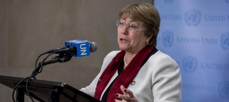 UN rights chief 'strongly' condemns 'shocking' mass executions in Saudi Arabia
