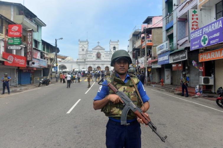 Lanka on security alert, President bans two national terror groups