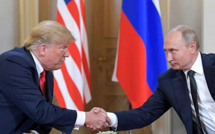 Putin-Trump meeting at G20 Summit in Osaka could be discussed at talks with Pompeo- Moscow