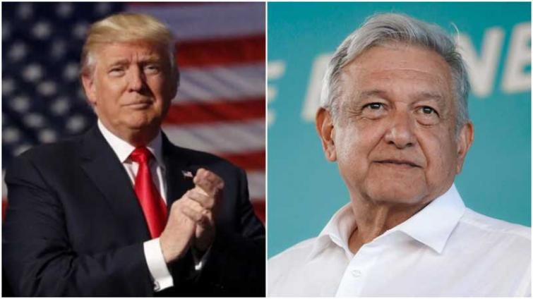 Problems cannot be solved with coercive measures: Mexican President tells Trump over immigration