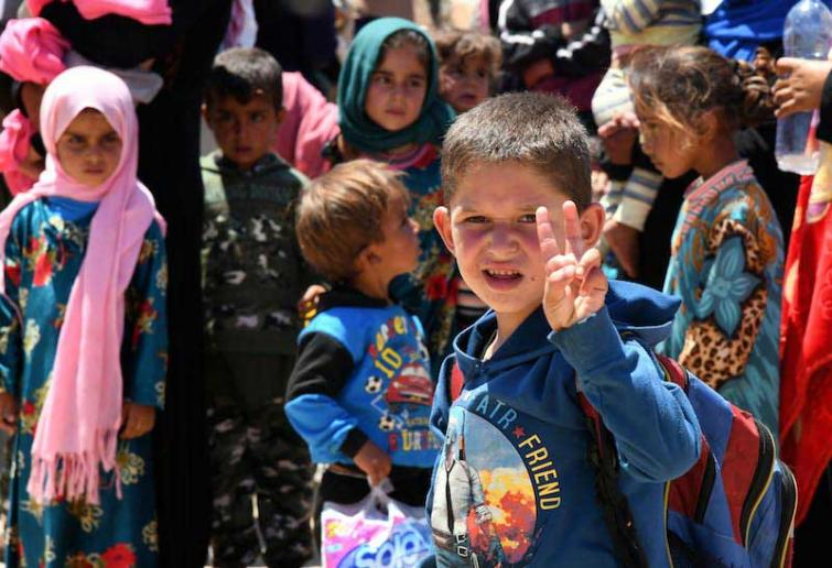 Almost 1,600 Syrians returned from Jordan, Lebanon in past 24 hrs: Russia