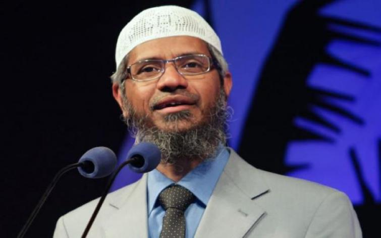 Zakir Naik apologises after Malaysia bans him from publicly speaking