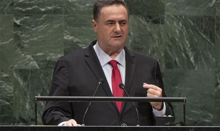 Iran cannot be allowed to develop nuclear weapons: Israeli Foreign Minister