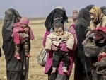 Aid stepped up to Syria camp; new arrivals say terrorists blocked their escape