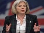British PM May calls Imran, urges to take action against terror groups