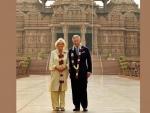 Britain's Prince Charles inaugurates solar farm in Cuba