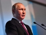 Putin said briefed Beijing forum on results of summit with Kim, Moscow view on Ukraine