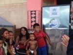 UN refugee chief impressed with Brazil's 'exemplary' response to plight of fleeing Venezuelans