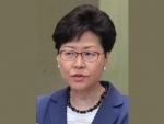 We can deal with protests ourselves: Chief Executive of Hong Kong Carrie Lam