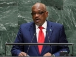 Treat climate crisis with 'greatest urgency', Bahamas leader tells UN Assembly