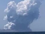 White Island erupting: Five people die