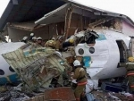 Plane crash in Kazakhstan kills 14, 35 injured