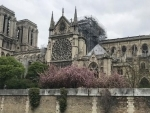 France's Macron pledges to rebuild Notre Dame Cathedral within five years