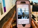 From his room with a view, UN chief takes to Instagram with an eye on hope and a brighter future