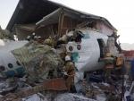 Kyrgyz President extends condolences over plane crash in Kazakhstan