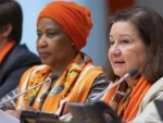 Violence against women a barrier to peaceful future for all