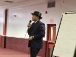 Canada: Rakesh Mishra speaks with motivational mission to change mindsets