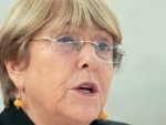 UN's Bachelet addresses progress and setbacks in human rights worldwide