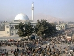 One person dead, seven injured in suicide bombing in western Afghanistan