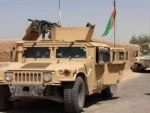 Newborn among 8 killed in airstrike in Afghanistan's Khost province