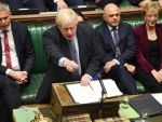 British PM Boris Johnson faces Brexit vote setback in Parliament