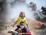 Death toll from Israeli air strikes near Gaza strip rises to 10 - Health Ministry