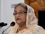 There were threats of militant attacks on Eid congregations, says Bangladesh PM Sheikh Hasina