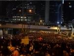 Hong Kong formally scraps extradition bill